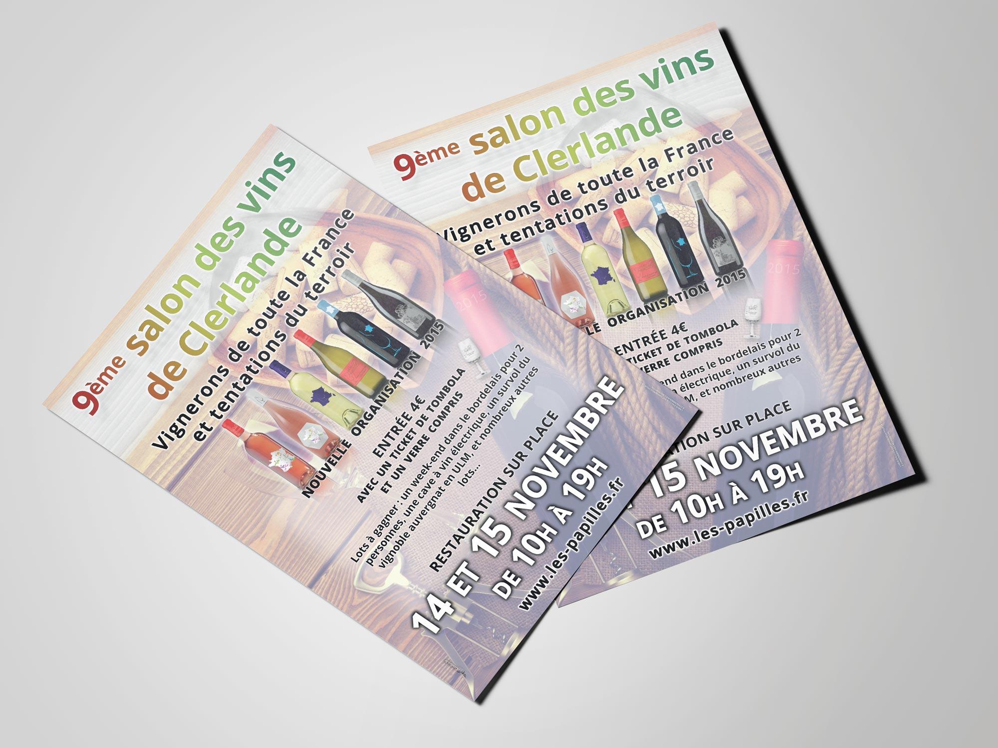 Salon des vins 2015 communication for Calendrier salon des vins