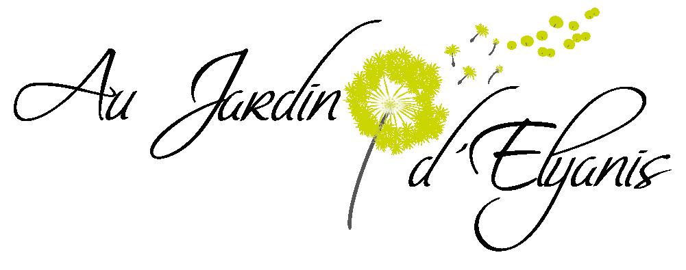 Logo au jardin d 39 elyanis for Logo jardin